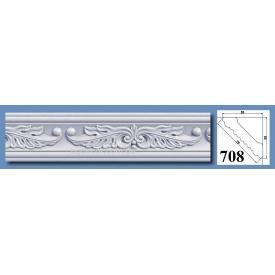 Багет потолочный Optima Decor 708 HQ 53x53 2 м