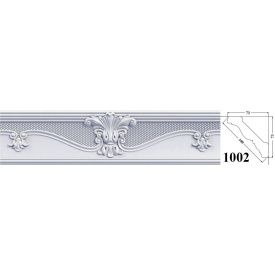 Багет потолочный Optima Decor 1002 HQ 73x73 2 м