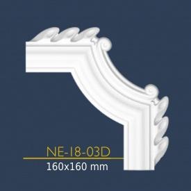 Декоративний куточок Марбет NE 18-03 16x16 см