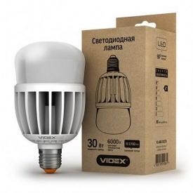 LED лампа VIDEX PRO A80 30W E27 6000K 2700lm 220V
