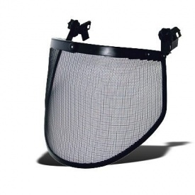 Щиток сітчатий ТК-Спецодяг КС на каску 2х0,7 мм