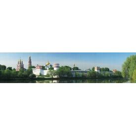 Панно из листовых панелей ПВХ Регул Новодевичий монастырь