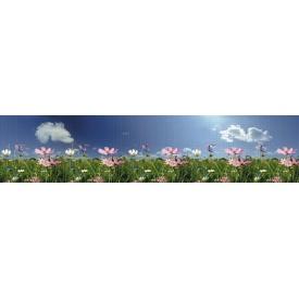 Панно из листовых панелей ПВХ Регул Луг
