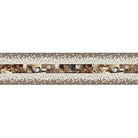 Панно из листовых панелей ПВХ Регул Кофе