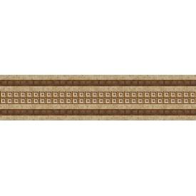 Панно из листовых панелей ПВХ Регул Квадрат Коричневый