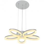 Світильник світлодіодний люстра Horoz Electric Elegance-40 40 Вт 4000К IP20 (019-006-00401)