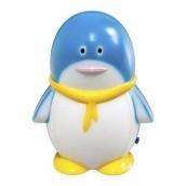 Світильник нічний Feron FN1001 пінгвін 3LED 0.3 W синій (23221)