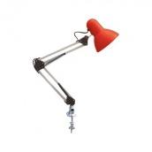 Світильник світлодіодний настільний Horoz Electric Rana Е27 червоний (049-013-00602)
