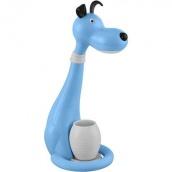 Светильник светодиодный настольный Horoz Electric Snoopy 6 Вт синий (049-029-00061)