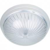 Світильник УФО TEB Electrik ZAGREP Е27 білий (400-003-101)