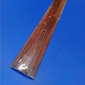 Порог профиль алюминиевый Элит АП 011 39 мм гладкий