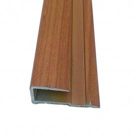Окантовочный профиль для ламината Deko №8 2,7 м