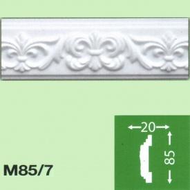 Стеновой плинтус Baraka Decor М85/7 85x20 2 м