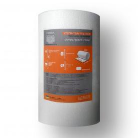 Полоса теплоизоляционная Добра Справа 6 мм без бумаги