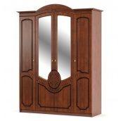 Шкаф 4д Мебель-Сервис Барокко 220х179х59 см