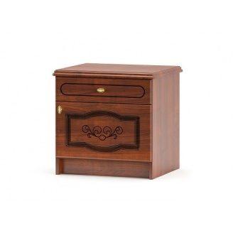 Прикроватная тумба Барокко Мебель-Сервис 51х50х45 см