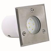 Світильник світлодіодний тротуарний Horoz Electric Inci 1,2 Вт білий IP67 (079-004-0002)