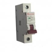 Автоматический выключатель ElectroHouse 1 полюс 32А (EH-1.32)