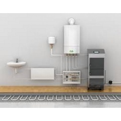 Отопление и газоснабжение