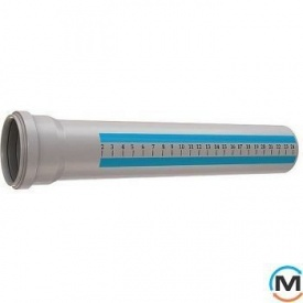 Труба канализационная Magnaplast 50/750