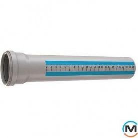 Труба канализационная Magnaplast 50/2000