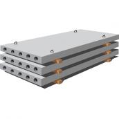 Плита перекриття ПК 18-12-8 багатопустотна 1780х220х1200 мм