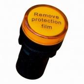 Светосигнальный індикатор ElectrO AD22 LED матриця 22 мм жовта 24В AC/DC (AD22Y24)