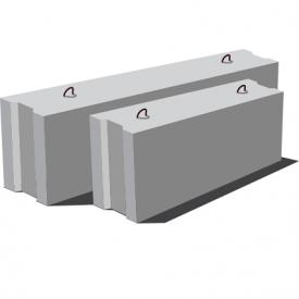 Фундаментный блок ФБС 24.4.6Т 2380х580х400 мм