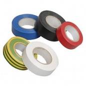 Лента изоляционная ElectrO PVC 0,13х19 мм 20 м желтая (PVC0131920Y)