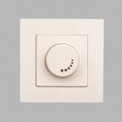 Светорегулятор Gunsan Eqona 600Вт крем (1401200100127)