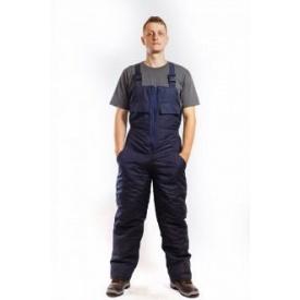 Полукомбинезон 3003 Инженер темно-синий 52-54/3-4 (06009)