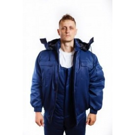 Куртка 3003 Техник темно-синяя 52-54/5-6 (04009)