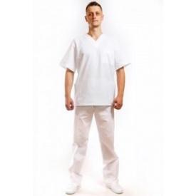Костюм хирурга 3003 белый 60-62/5-6 (80007)