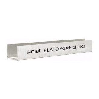 Профиль металлический полимерный PLATO AquaProf UD 27x0,50x3000 мм
