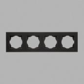 Рамка Gunsan Eqona 4-я чорна (1401400000145)