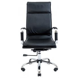 Комп'ютерне крісло Гаваї Richman 1180-1100х470х490 мм чорне