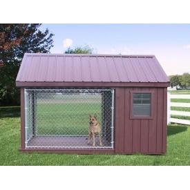 Вольер для собаки под заказ