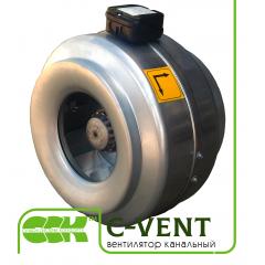 C-VENT вентилятор канальный круглый