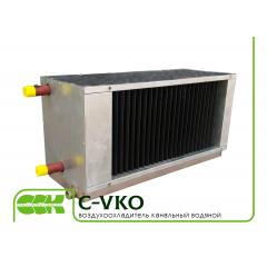 C-VKO воздухоохладитель водяной канальный