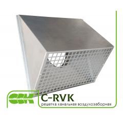 C-RVK решетка воздухозаборная канальная для круглых каналов