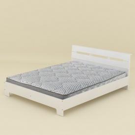 Кровать Компанит Стиль-160 нимфея альба