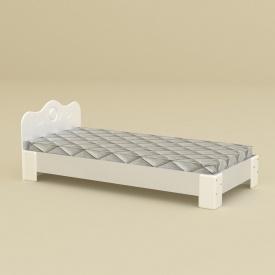 Ліжко Компаніт 100 МДФ німфея альба