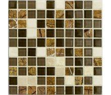 Мозаїка D-CORE мікс 300х300 мм (d306)