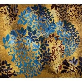 Художественное панно из стеклянной мозаики D-CORE 3000х2270 мм (si03)
