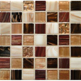 Мозаїка D-CORE мікс 327х327 мм (im15)