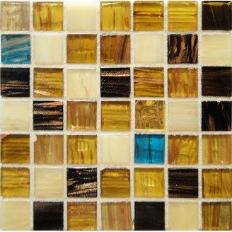 Мозаїка D-CORE мікс 327х327 мм (im10)