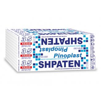 Пінопласт SHPATEN 35 FASAD 100