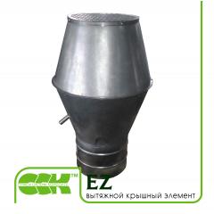 EZ вытяжной крышный элемент вентиляции круглый