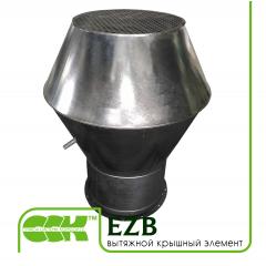 EZB вытяжной крышный элемент вентиляции круглый