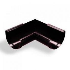 Кут жолоба внутрішній Wavin Kanion 75х152 мм 90 градусів чорний